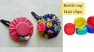#hairclips #Handcraft #Handmade Hair Clips Out of Bottle Craft | Tutorial | Aloha Crafts
