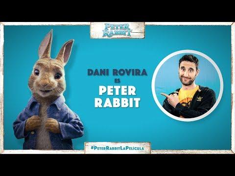 Dani Rovira es Peter Rabbit. En cines 23 de marzo