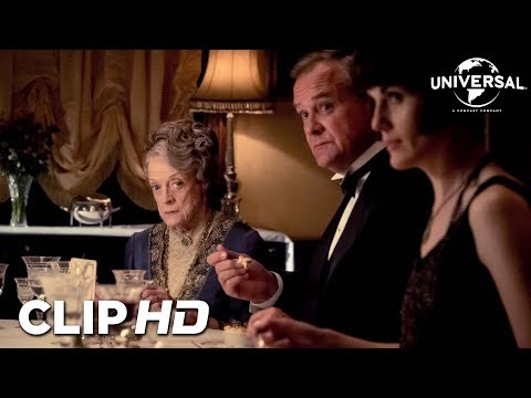 "DOWNTON ABBEY - Clip 7 ""Suficientes clichés"""