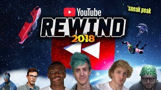 YouTube Rewind 2018 - Official Sneak Peek