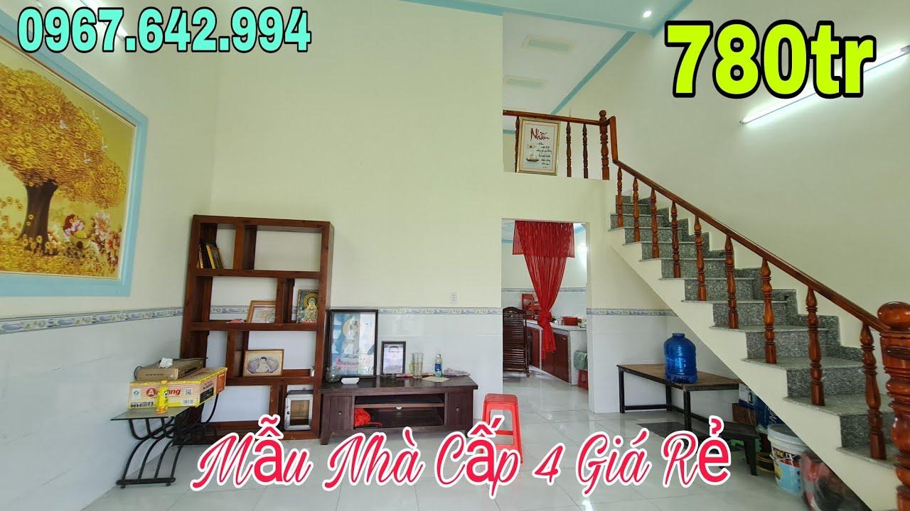 Bán nhà Tân Phước Khánh - Tân Uyên - Bình Dương giá rẻ DT 45m2 giá rẻ, LH 0967.642.994 xem nhà video