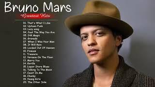 Bruno Mars Greatest Hit 2020 - The Best Songs Of Bruno Mars