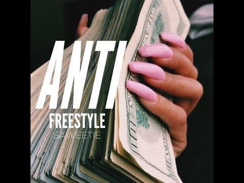 SAWEETIE - ANTI Freestyle