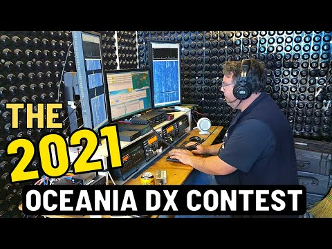 Oceania DX Contest - Calling ALL Contesters Worldwide!    October 2021