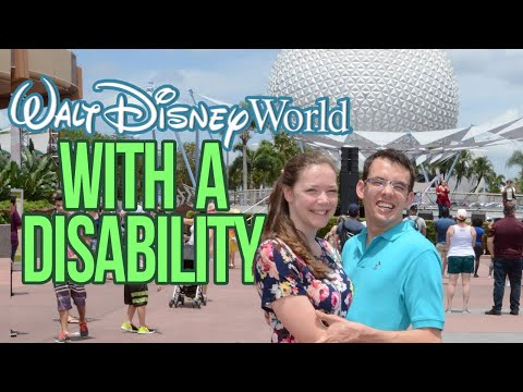 How To Go To Walt Disney World With A Disability or Mobility Issue | How To Get A DAS Pass
