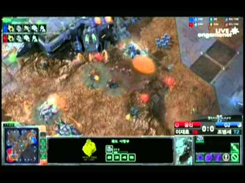 SPL [6.2] Light(Woongjin) vs Skyhigh(CJ) - 2nd half 4set / WCS Antiga Shipyard