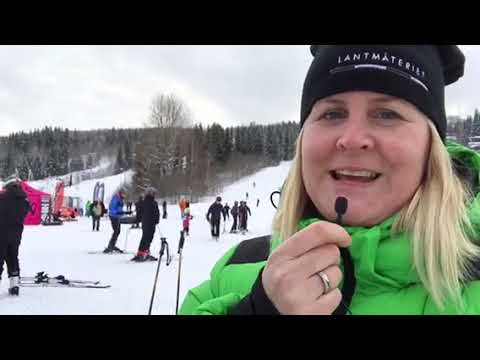 Lantmäteriet på Ski & meet i Kungsberget 2018