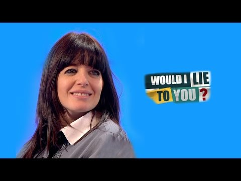 Claudian Chicanery - Claudia Winkleman on Would I Lie to You? [HD] [CC-NL]