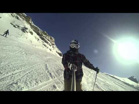 GoPro: A Skiing Holiday In Cervinia (HD Hero 3 Black)