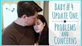 Pregnancy Update:  Subchorionic Hemorrhage and Growth Concerns | Baby Number 4 #KyleandCourt
