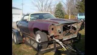 1981 camaro restoration video