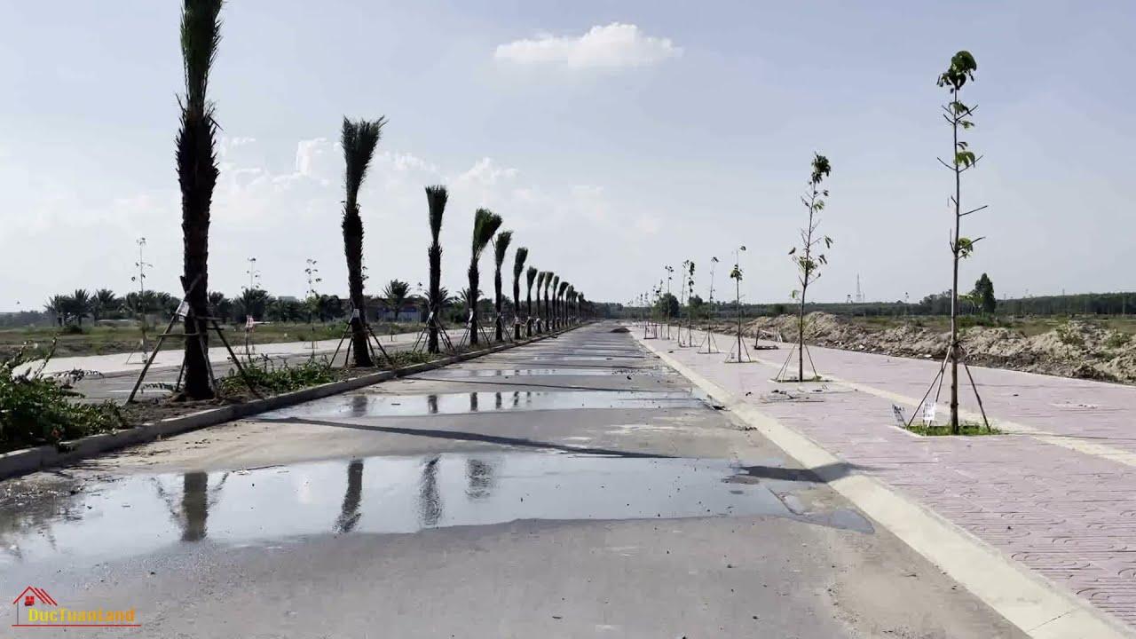 Đất nền Mega City 2, Phú Hội, Nhơn Trạch, mặt tiền đường 25C kết nối cầu Cát Lái 1,1 tỷ/nền video