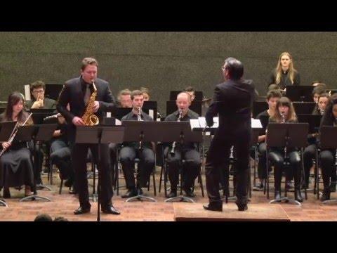 Alexandre Doisy au soprano et à l'alto