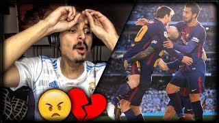 ردة فعل مدريدي على مباراة ريال مدريد ضد برشلونة      -