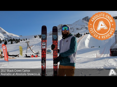 2016 / 2017 | Black Crows Camox Skis | Video Review