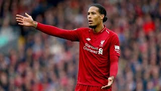 Virgil Van Dijk 2019 · Liverpool · The Monster · BEST SKILLS DEFENSES   Football BR
