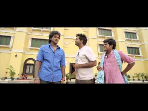 Doosukeltha-Manchu-Vishnu--amp--Vennela-Kishore-Comedy-Scene