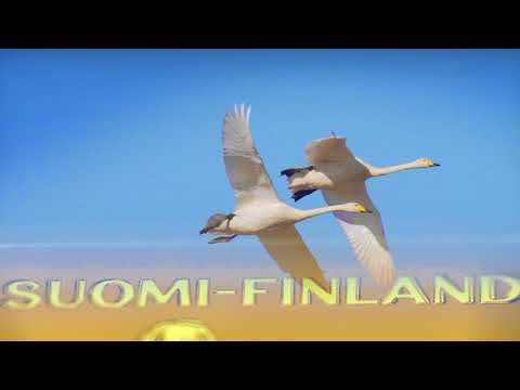 Suomen itsenäistyminen -kultaharkon TV-mainos
