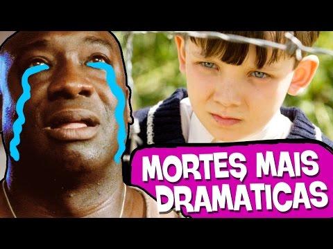 6 MORTES MAIS DRAMÁTICAS DO CINEMA!