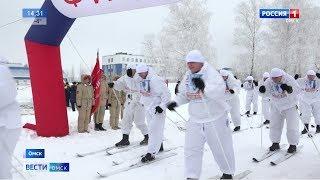 Крылатая пехота встала на лыжи