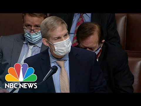 Rep. Jim Jordan Says Democrats 'Obsessed' With Trump Impeachment | NBC News
