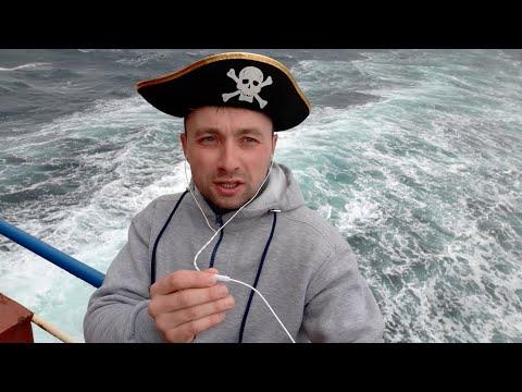 Как моряк ДНК экспертизу сделал \\ Работа на вахте \\ СУПЕР видео!