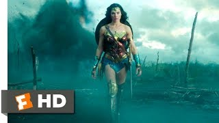 Wonder Woman (2017) - No Man's Land Scene (6/10) | Movieclips