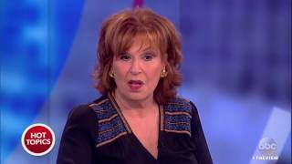 Trump Says DC Dress Shops Are Sold Out Ahead of Inauguration | The View