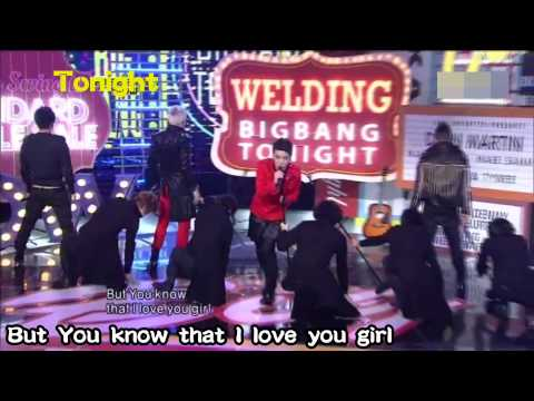 BIGBANG - Tonight 繁中應援