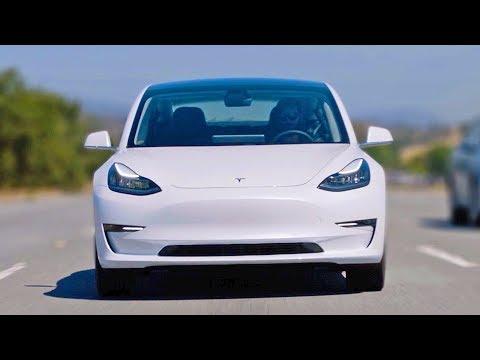Tesla Model 3 (2018) First Drive