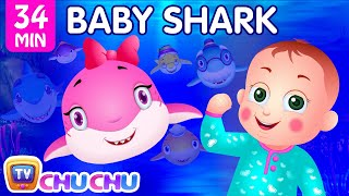 ChuChu TV Baby Shark and Many More Videos | Popular Nursery Rhymes Collection