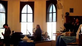 """Broken Vessels"" (Hillsong Worship cover) KyleUMC Praise Band 1/13/19"