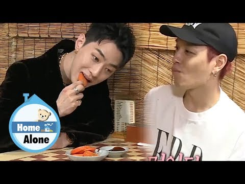 Simon Dominic Told Gray Dress Up For The Party! But.. [Home Alone Ep 249]