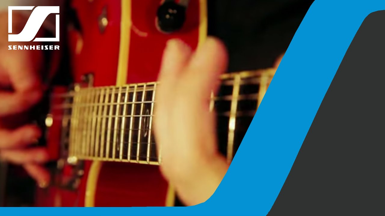 sennheiser e 906 guitar amp dynamic microphone studio live recording youtube. Black Bedroom Furniture Sets. Home Design Ideas
