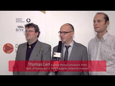 Deutscher Lehrerpreis 2014 - Impressionen