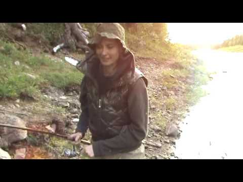 Рыбалка на семгу