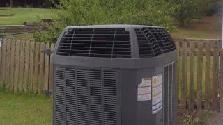 2012 Trane XR15 - 2007 Trane XL16i Central Air Conditioners