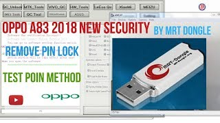 REMOVE PASSWORD OPPO A83 CPH1729 Scurity Path 2018 With
