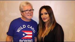 FREDDIE ROACH REVEALS SPARRING STORIES BETWEEN AMIR KHAN AND MANNY PACQUIAO