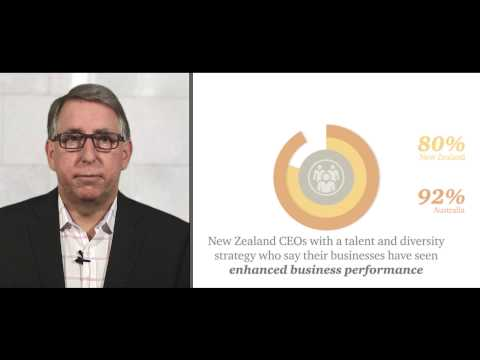 PwC Global CEO Survey, a New Zealand Perspective: Talent and diversity