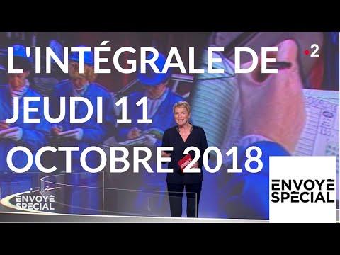 nouvel ordre mondial | Envoyé spécial de jeudi 11 octobre 2018 (France 2)