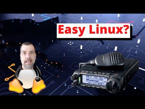 Quick Linux Shack Tools Install - FLRig, FLDigi, CQRLog, JS8Call, WSJT-X