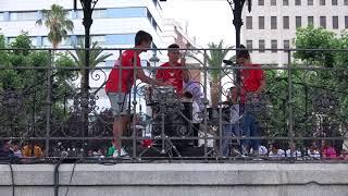Cajas Rumberas 2018 (juvenil) - Los Pío Pío