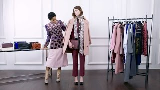 How To Wear Color: Fall's Must-Have Styling Tips