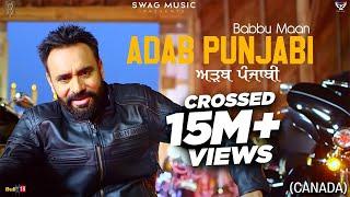 Adab Punjabi – Babbu Maan