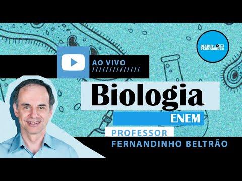 Enem para todos com professor Fernandinho Beltrão #164 Atrópodos: a importância da quitina