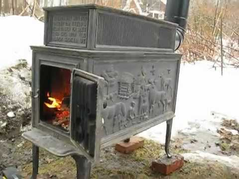 Stoves Timberline Wood Stove