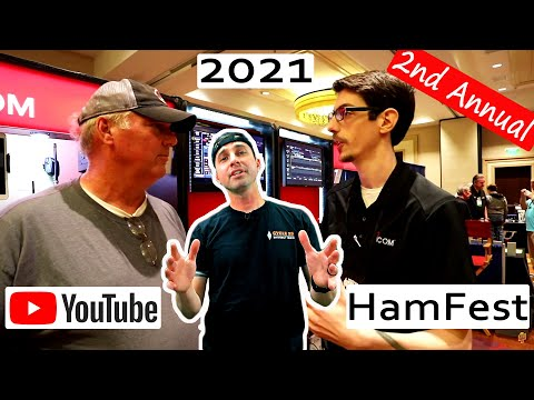 YouTubers HamFest 2021-Official Trailer