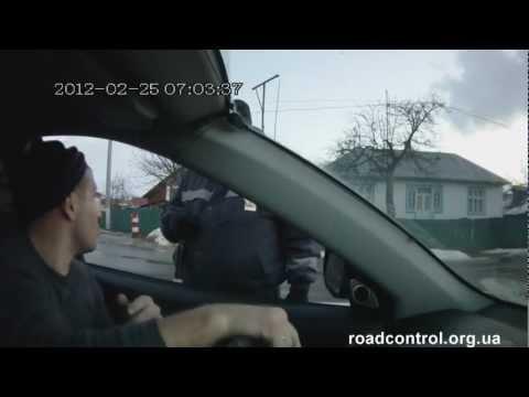 Розмова з інспектором ДАІ в Чернівцях (Roadcontrol)
