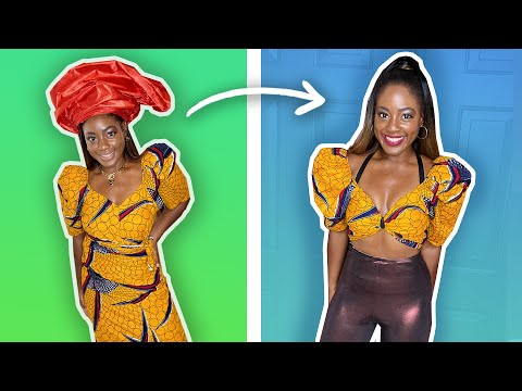 I Tried Styling Traditional Nigerian Clothes Casually For A Week